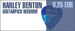 Harley Benton Guitar Pick Medium