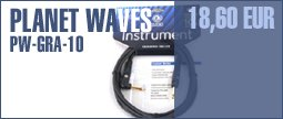 Planet Waves PW-GRA-10