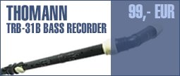 Thomann TRB-31B Bass Recorder