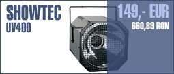 Showtec UV400