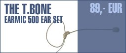 the t.bone Earmic 500 - AKG