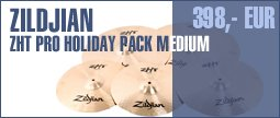 Zildjian ZHT Promo Pack Pro Medium