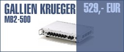 Gallien Krueger MB500