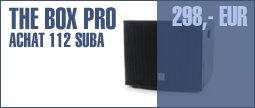 the box pro Achat 112 SUBA