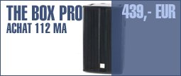 the box pro Achat 112MA