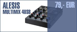 Alesis Multimix 4USB