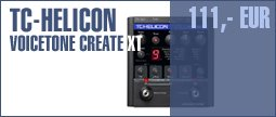 TC-Helicon VoiceTone Create XT