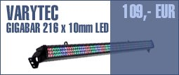 Varytec Gigabar 216 x 10mm LED