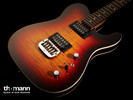 G&amp;L Asat Deluxe 3TSB
