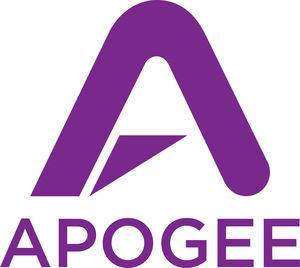 Apogee -yhtin logo