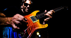 The PRS Al Di Meola Prism signature model