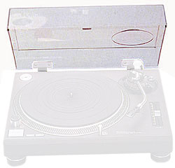 Technics 1210 Cover