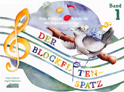 Schuh Verlag Der Blockfltenspatz 1