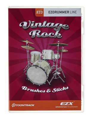 Toontrack EZX Vintage Rock