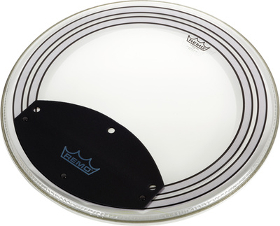 "Remo 24"" Powersonic Bass Clear"