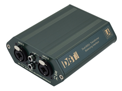 LA Audio DBT Plus