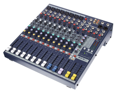 Soundcraft efx 8 Mischpult