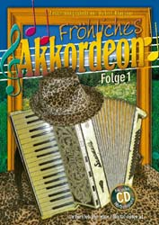 Zillertal Noten Fr�hliches Accordion 1