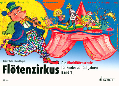 Schott Fltenzirkus Vol.1