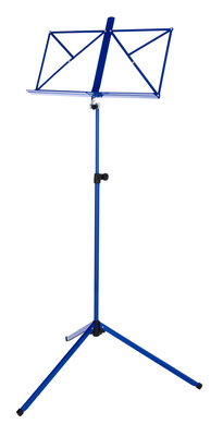 Millenium Music Stand Blue