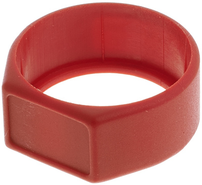 Neutrik XCR Ring Red