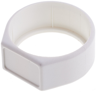 Neutrik XCR Ring White