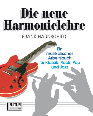 AMA Verlag Haunschild Harmonielehre I