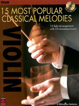 Hal Leonard 15 Most Popular Classical (VL)