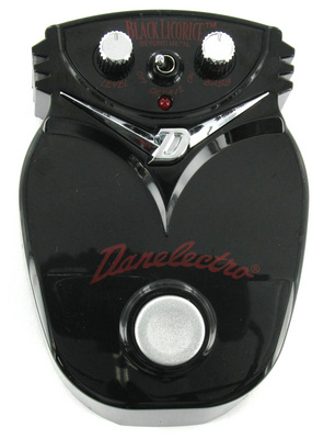 Danelectro DJ22 Black Licorice Beyond