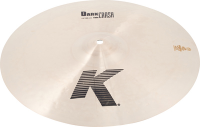 "Zildjian 15"" K-Series Dark Crash Thin"