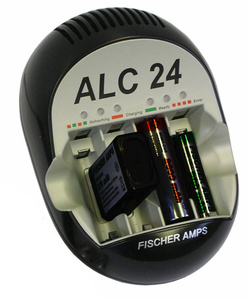 Fischer Amps ALC 24 Battery Charger