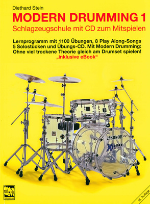 Leu Verlag D.Stein Modern Drumming 1