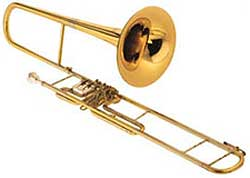Cerveny CVT 571-3X Valve Trombone