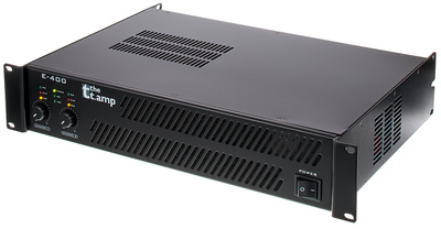 the t.amp E400