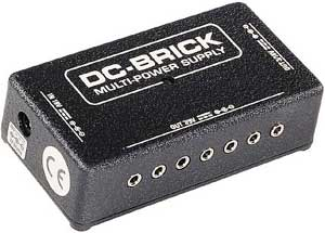 Dunlop DC Brick Power Supply EU