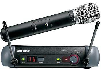 Shure PGX24E/SM86 T1