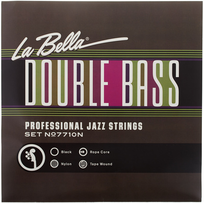 La Bella 980 Gut Strings for DoubleBass