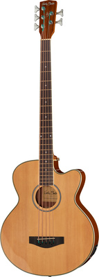 Harley Benton B-35NT Acoustic Bass Series