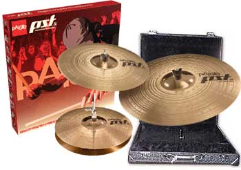 Paiste PST5 Cymbal Set Rock