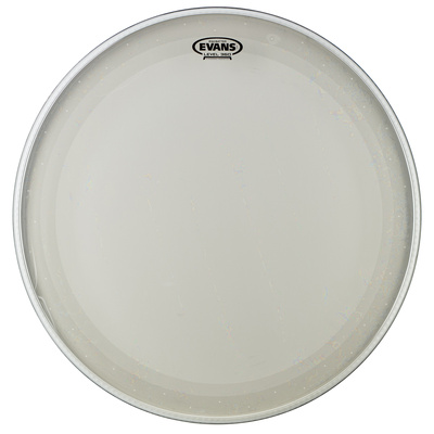 "Evans 24"" EQ2 Bass Drum Clear"
