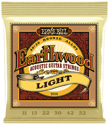 Ernie Ball EB 2004 Earthwood Bronze