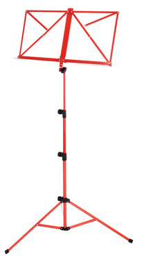 Startone Music Stand Red