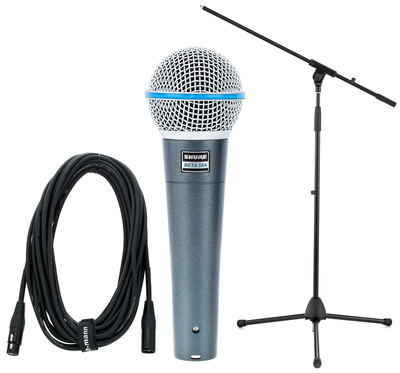 Shure Beta 58 A Bundle