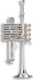 Bach VBS 196 Bb/A Piccolo Trumpet