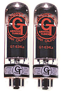 Groove Tubes EL34S Duet