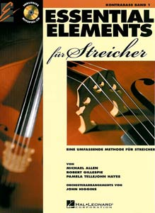 De Haske Essential Elements Double Bass