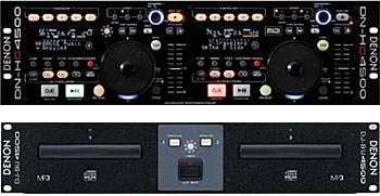 Denon DN-HC4500 Bundle