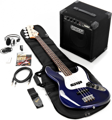 Fender Squier Affinity J-Bass Set MB