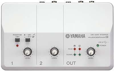 Yamaha Audiogram 3