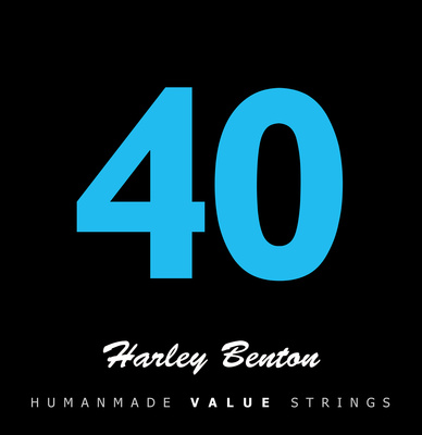 Harley Benton Valuestrings Bass Guitar Light